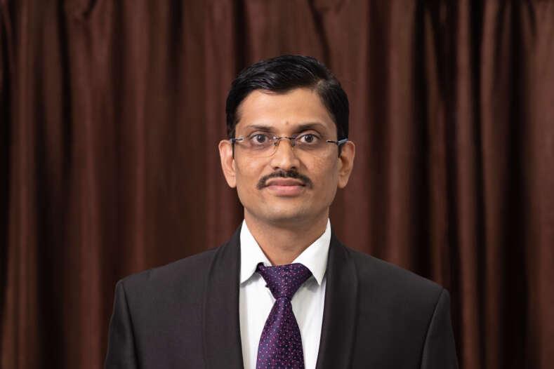 Chief Embryologist Shrikant Patil